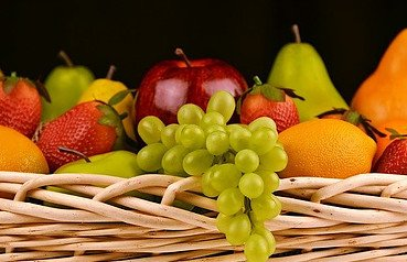 fruits and vegetables are good for skin