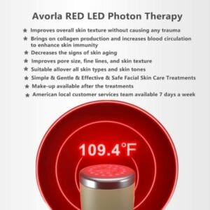 Is red light therapy safe_Avorla